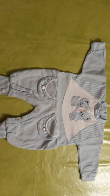 Odelce za psa - Srbija: Odelce za bebe vel.62.polovno ali jako dobro ocuvano