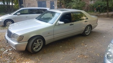 Mercedes-Benz A 140 1997 в Бишкек