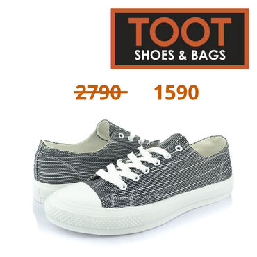 Toot shoes&bagsкедыартикул: (1)деталицвет	чёрныйсезон	весна