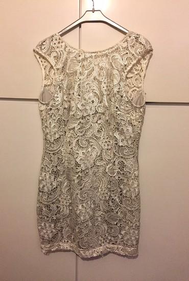 Δεντελενιο λευκο-μεταλιζε μινι φορεμα σε Rest of Attica