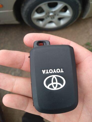 Транспорт - Бактуу-Долоноту: Ключ пульт TOYOTA camry 50 Таета камри 50 В тдекльном состоянии г.Чол