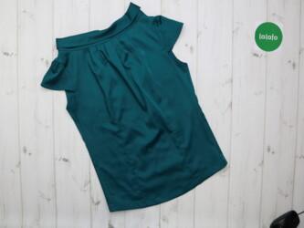 Стильная женская блуза с коротким рукавом Topshop,р.M       Длина: 62