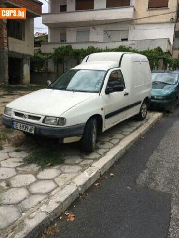 Seat Inca 1.9 l. 1995 | 220000 km