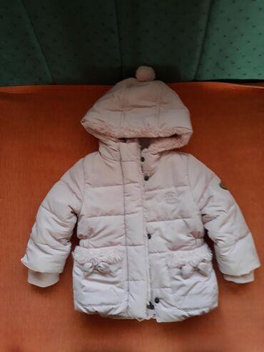 Dečija odeća i obuća - Cacak: Jaknica broj 74,veoma topla,jako dobro ocuvana jer je nosena svega par