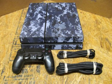 Sony PlayStation 4 (CUH-1001A) 500 GB PS4 Console (Lot 8547) - Loznica