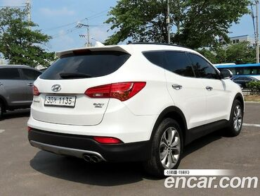 Hyundai Santa Fe 2 л. 2014   221000 км