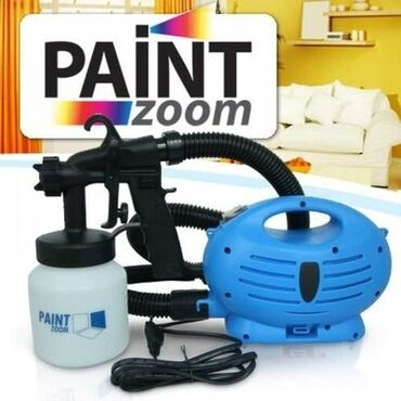 Boya vuran aparat paint zoomGərginlik: 220 ~ 240 V; 50HzGüc istehlakı
