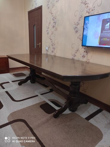 чемодан бу в Кыргызстан: Гостиный стол . 2.2×1.1см