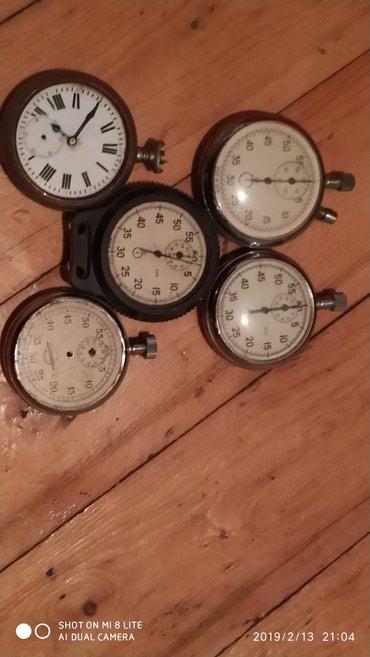 Bakı şəhərində Kişi Klassik Qol saatı