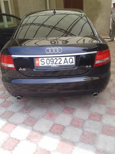audi a6 19 tdi в Кыргызстан: Audi A6 2.4 л. 2005 | 245000 км