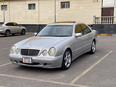 Автомобили - Лебединовка: Mercedes-Benz 320 3.2 л. 2001