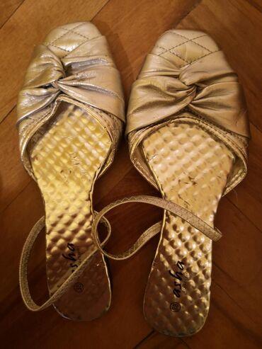 Mekane baletanke-sandale 38