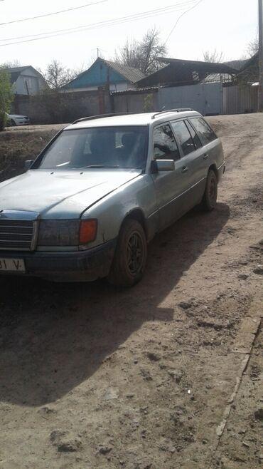 Mercedes-Benz 250 2.5 л. 1991 | 350000 км