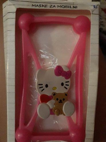 Hello kitty maska koja odgovara svakom tipu telefona, tzv.bamper. - Novi Sad