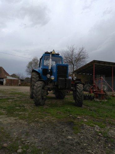 Masallı şəhərində Qiymetde  razilasmaq olar traktor elâ veziyetdedi kotanla birlikde nax