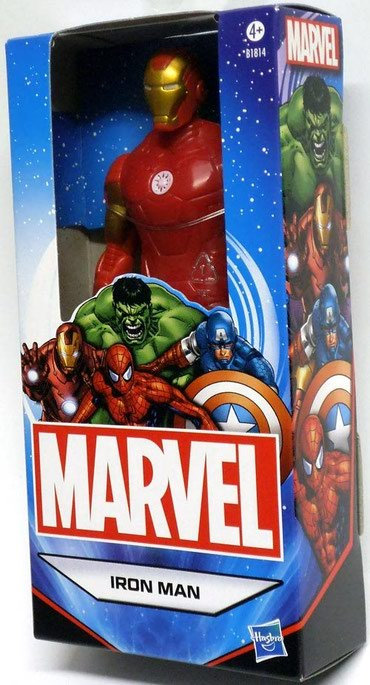 Marvel Iron Man Figure 15 cm - Beograd