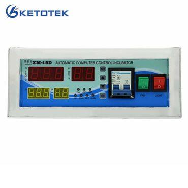 инкубаторы автоматические в Кыргызстан: Контроллер хм-18Д инкубатор супер терморегулятор! Последняя