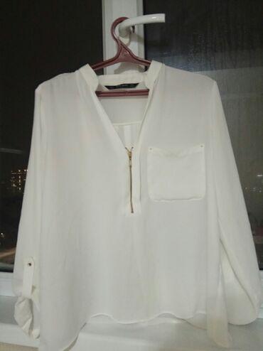 Продам блузку Zara. Размер L