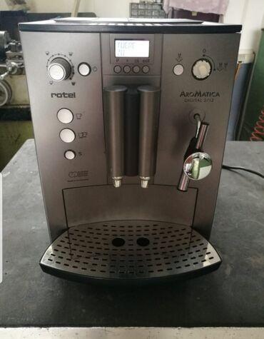 Elektronika - Jagodina: Aparat za kafu Rotel AroMatica Digital 2712Za sve informacije pozvati!