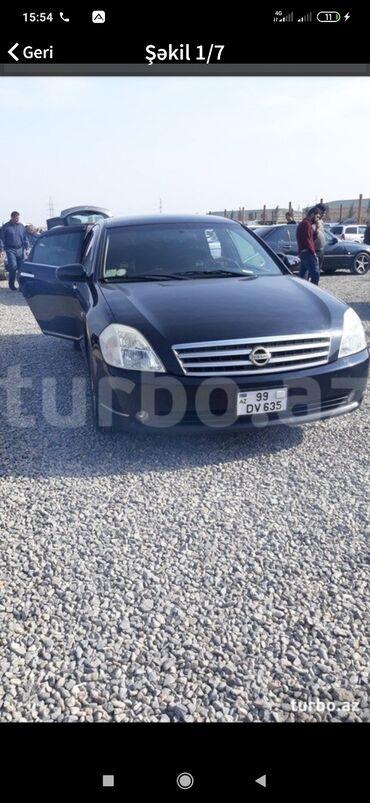 Nəqliyyat - Gəncə: Nissan 2.3 l. 2004 | 220125 km