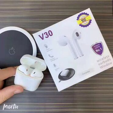 Bluetooth Slušalice V30 TWS sa Wireless punenje Bluetooth bezicne slus