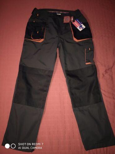 Donji deo radnih pantalona nove br 56