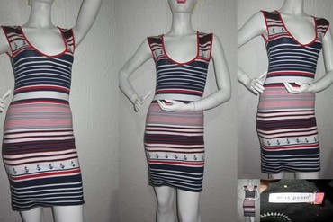 Morska pamucna haljina - Novi Sad