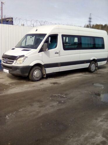 mercedes-benz-slk-32-amg в Кыргызстан: Mercedes-Benz Sprinter 2.7 л. 2011   450000 км