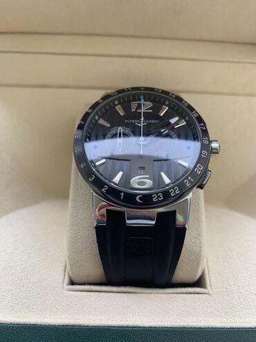 Личные вещи - Шопоков: Продаю наручные часы Ullysse Nardin хронограф  Часы в хорошем состояни