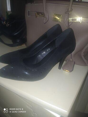 Туфли размер 37 замши