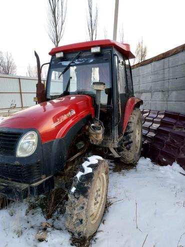 Трактор т 40 цена новый - Кыргызстан: Продается трактор YTO 504-ЮТО 504 с огрегадом