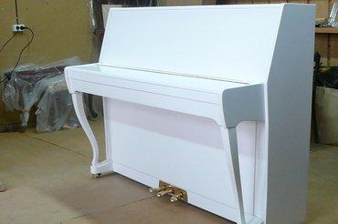 Bakı şəhərində Oktava piano satılır - çatdırılma, köklenme ve 5 il zemanetle.