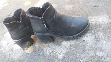 Женская обувь в Беловодское: Срочно продаю зимний обувь Состояние отличное можем договориться