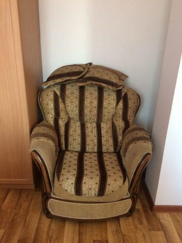 Продам комплект ,диван 2 кресла фирмы в Бишкек