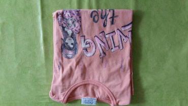 Dug rukav pamuk - Srbija: Majica na dug rukav za devojcice vel. 10 god.polovna i