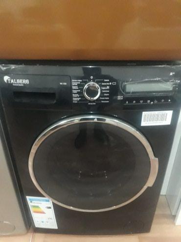 Xırdalan şəhərində Öndən Avtomat Washing Machine Talberg 7 kq.