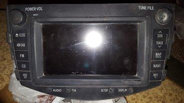 Toyota rav 4 monitor в Bakı