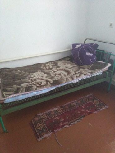 Продаю железную советскую кровать 1,5 спалка в Токмак