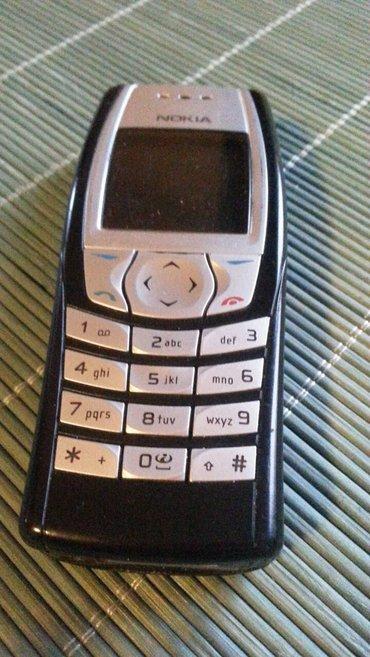 065/4302132 Nokia 6610 sa punjacem. Odlično očuvana spolja, radi bez - Trstenik