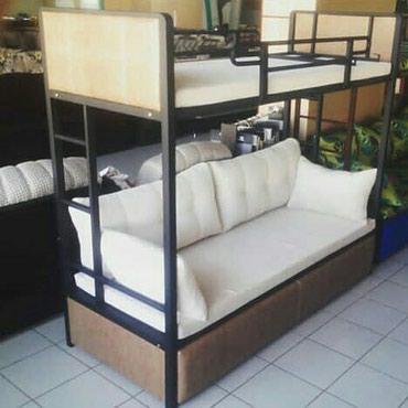 Двухъярусный диван +кровать. цвета в Бишкек