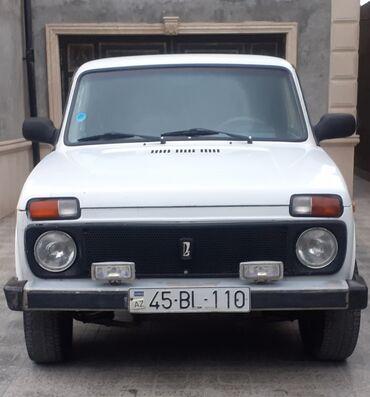 VAZ (LADA) 4x4 Niva 1.7 l. 1983   110000 km