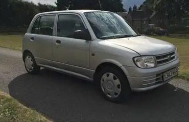 Daihatsu Cuore 1999 в Теплоключенка
