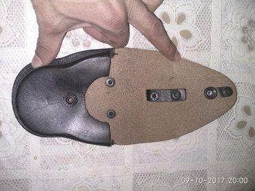 Чехол для наручников, кожа, поясной в Бишкек