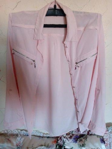 Košulje i bluze | Kraljevo: Nova ASHLEY B.zenska nezno roze,rukavi se mogu podici na