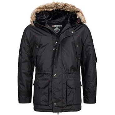 Zimska jakna iguana - Srbija: NORWAY GEOGRAPHICAL - Muska jakna XXL, XL i 3XL velicine. Vrhunska