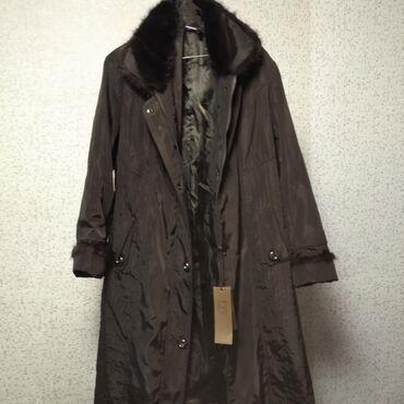 купи продай in Кыргызстан | MERCEDES-BENZ: Продается новая куртка(натуральный воротник) еврозима размер 50