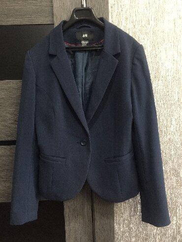 Пиджак школьный - Кыргызстан: Детский школьный пиджак от HM, на девочку 9-11 лет