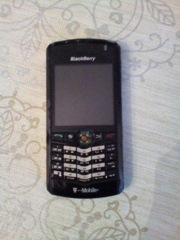 Bakı şəhərində Blackberri 8100 ZAPCAST kimi satilir.Ekrani 100% ishleyir.