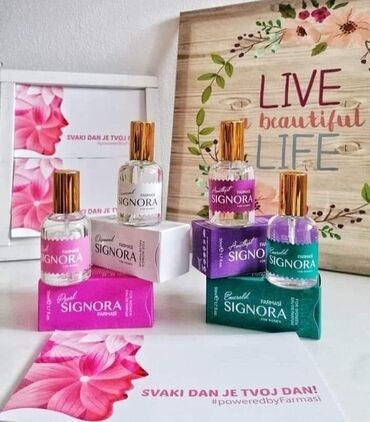 No secret b - Srbija: SIGNORA parfemi #za_nju #Emerald (usporediv sa notama parfema La Nuit