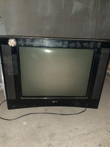 Электроника в Худат: Bu telvizor satılır. LG di.zapças kimi.qiymeti 70 manata.real alıcıya